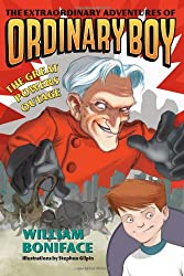 The Extraordinary Adventures of Ordinary Boy, Book 3: The Great Powers Outage
