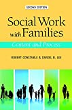 img - for Social Work With Families: Content and Process book / textbook / text book