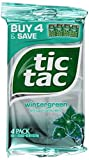 Tic Tac Mints, Wintergreen Multi-pack, 4 Count