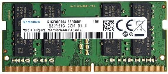 Samsung 16gb Ddr4 Sodimm2400 Mhz Laptop Memory Module Elektronik
