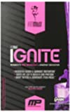 Fitmiss Ignite Women's Pre-Workout & Energy Booster, Grape, 28 Count