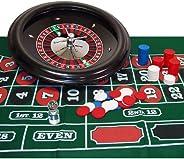 Trademark Poker 18-Inch Professional Roulette Set