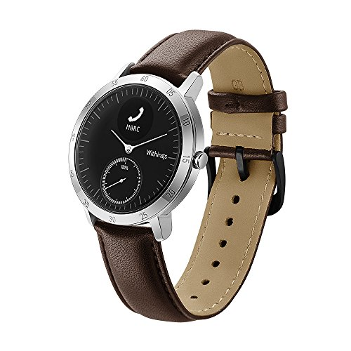 Balerion Withings Replacement Bracelet 40MM Coffee