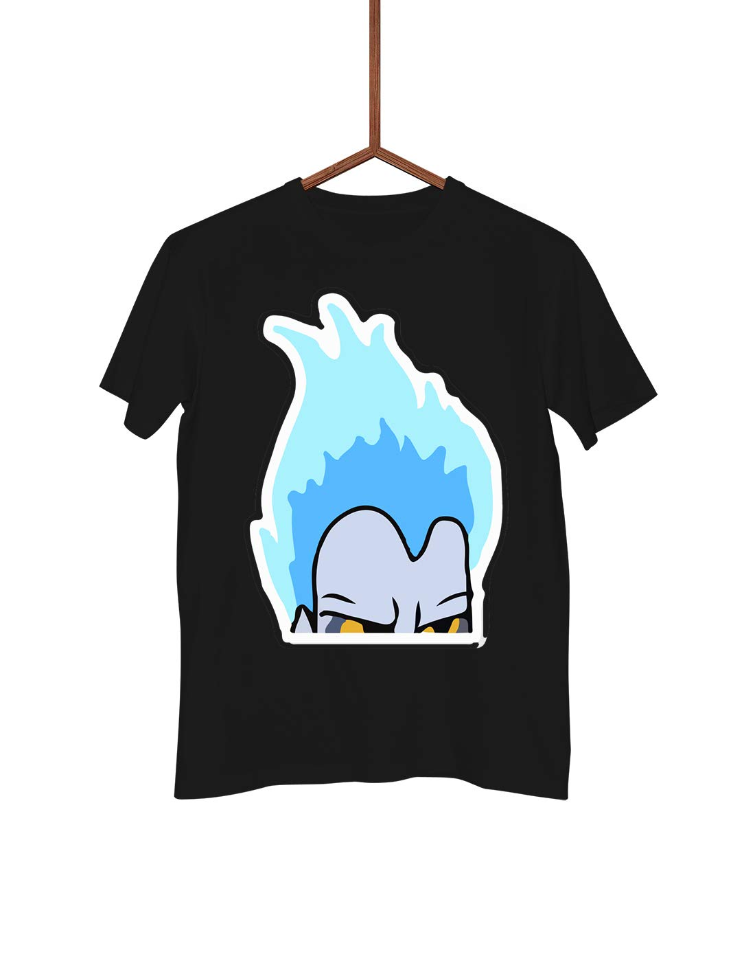 Hercules Streetwear Short Tees Sleevee Hades Graphic Fashion Men T-shirt