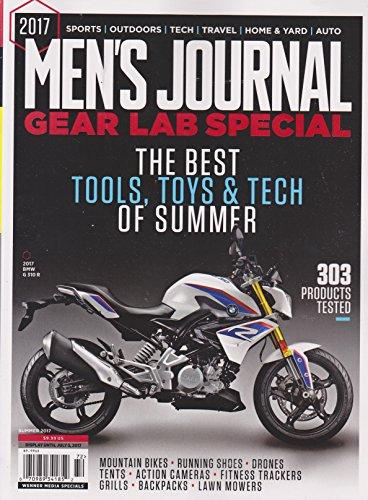 Men's Journal Gear Lab Special Magazine Summer - Journal Mens Gear