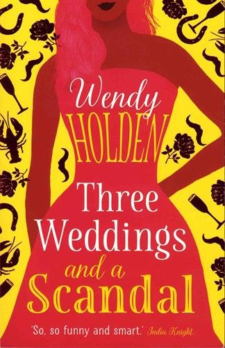 Three Weddings and a Scandal (The Laura Lake Series)