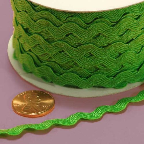 Швейная фурнитура Apple Green Ric Rac