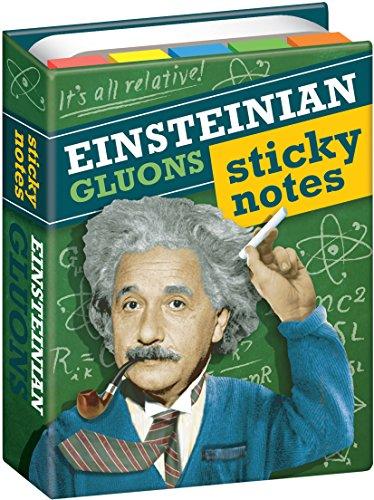Einstein's Gluons Sticky Notes Booklet