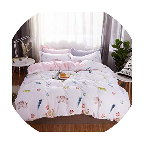Queen Mandalay (The fairy Girl's Room Decoration Bedspread Bedding Set Twin Full Queen King Size Bedclothes Duvet Cover Bed Sheet Pillowcase,A21,Sold 2 Pillowcase)