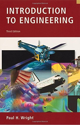 Introduction to Engineering by Paul H. Wright (2002-01-04)