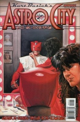 """Download Kurt Busiek's Astro City Issue 22 August 2000 """" Great Expectations """" pdf epub"""