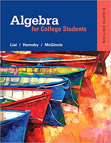 Elementary Algebra For College Students 8th Edition Pdf