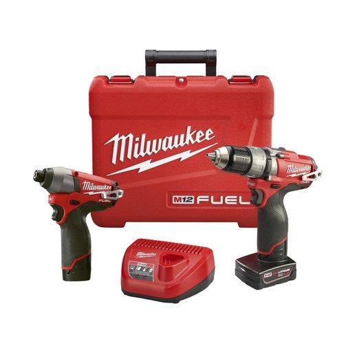 12v milwaukee fuel hammer drill - 6
