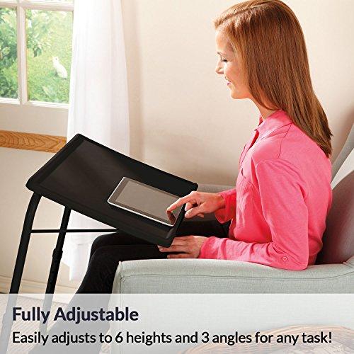 Table Mate Ii Folding Tv Tray White Buy Online In Uae