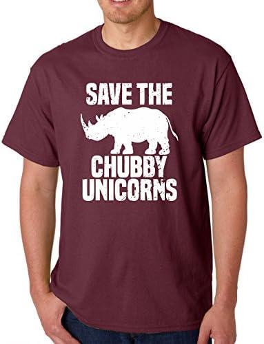 AW Fashions Save Chubby Unicorn product image