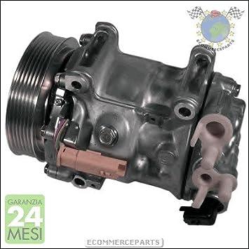xwn Compresor Aire Acondicionado SIDAT Citroen C5 II Diesel 20: Amazon.es: Coche y moto