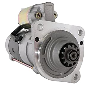 DB Electrical SMT0024 New Starter For Ford 7.3L 7.3 Powerstroke E-Series Vans F-Series Pickup 95 96 97 98 99 00 1995 1996 1997 1998 1999 2000 F5TU-11000-AA 410-48006R M8T50071 M8T50071A TM000A19101