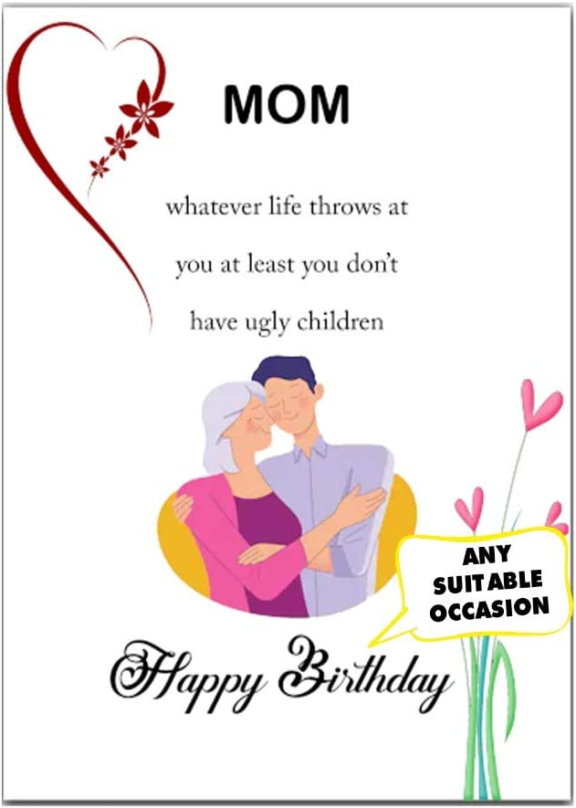Personalised Bottle Label Mothers Day Christmas Funny mom Suitable for Bottle of Wine BL088