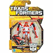 Transformers Hunt for the Decepticons Scout Class Action Figure Hubcap