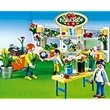 Playmobil Aus 4480 4481 Gartencenter Gewachshaus Gartnerei