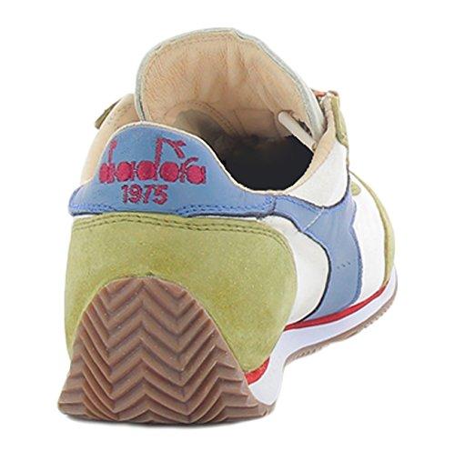 Comprar Barato Conseguir Auténtica Diadora Heritage Equipe Stone Wash 12C7439 Sneaker Uomo Aclaramiento Más Barata Venta Barata Llegar A Comprar Oficial De Liquidación lwMevPW85