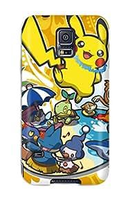 NAwWUJR5761NkqGH Tpu Phone Case With Fashionable Look For Galaxy S5 - Pokemon