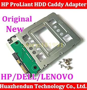 10pcs HP 2,5 a 3,5 disco duro SATA SSD de disco duro de ...