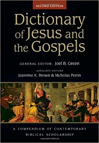 df4f0dd5514a Dictionary of Jesus and the Gospels (IVP Bible Dictionary) 02nd Edition