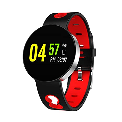 Amazon.com: Z8 Smart Watch Color Screen Ip67 Bluetooth ...