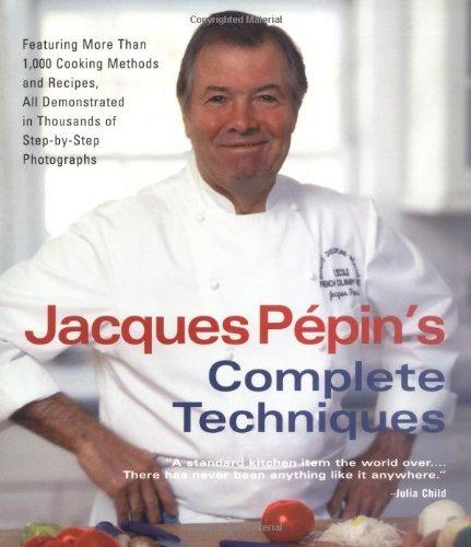 Jacques Pepin's La Technique Complet by Jacques Pepin (20-Nov-2003) Paperback pdf epub