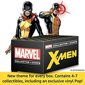 Funko Marvel Collector Corps Box