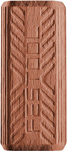- Festool 494873 Domino Tenon, Sipo Mahogany For Outdoor Use, 10 X 24 X 50mm, 85-Pack
