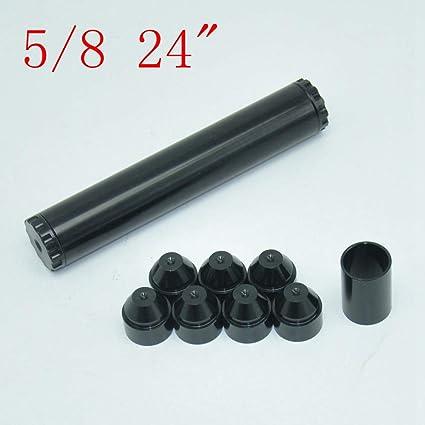 Amazon com: 5/8 24 Black Fuel Filter 4003 24003 Car FUEL