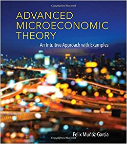 Advanced Microeconomic Theory: An Intuitive Approach With Examples (MIT Press) Free Download
