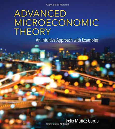Advanced Microeconomic Theory: An Intuitive Approach with Examples (The MIT Press)