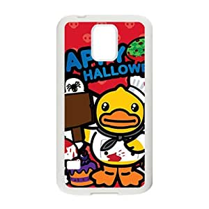 Personal Customization Lovely B.Duck Happy Halloween fashion cell phone case for samsung galaxy s5