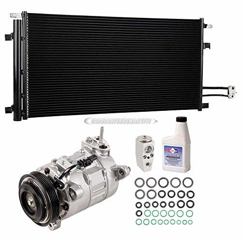 OEM AC Compressor w/A/C Condenser Repair Kit For Chevy Silverado GMC Sierra - BuyAutoParts 60-89042R7 New
