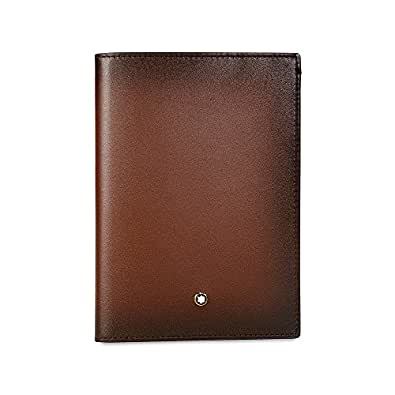 Amazon.com: Montblanc Meisterstuck Internacional Passport ...