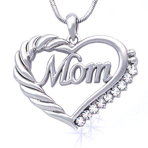 cocojewelry Mothers Engraved Pendant Necklace product image