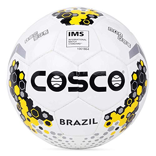 Cosco Brazil Foot Ball, Size 5