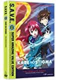 Kaze No Stigma: The Complete Series (S.A.V.E.)