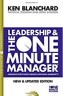 One Minute Manager at Easons