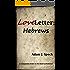 Love Letter: Hebrews (Love Letter Series)