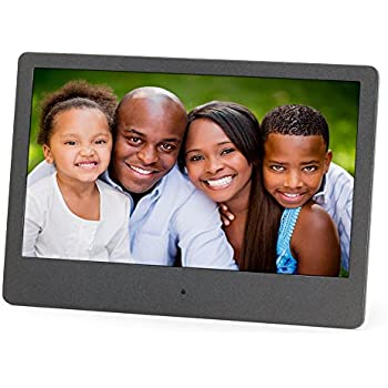 Micca Neo-Series 7-Inch Widescreen Digital Photo Frame with Ultra Slim Design (M709A)