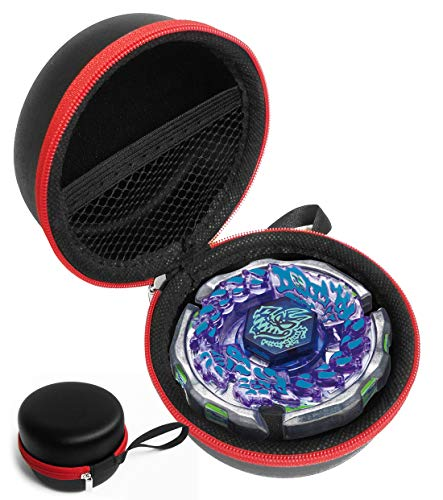 FitSand Hard Case for Takaratomy Beyblades #BB91 Japanese 2010 Metal Fusion Battle Top Booster Ray Gil 100RSF