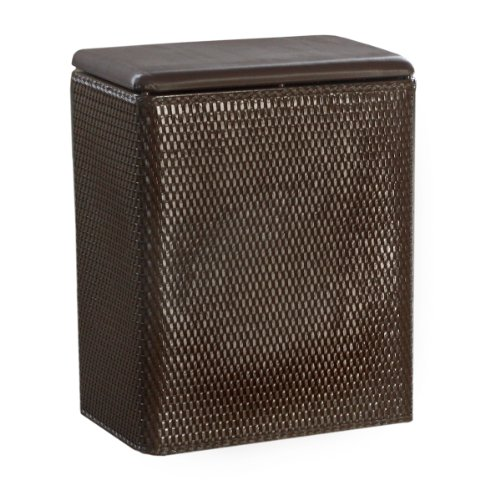 Lamont Home Carter Collection - Upright Hamper by Lamont Home