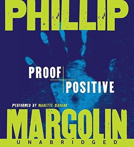 Proof Positive CD (Amanda Jaffe Series)