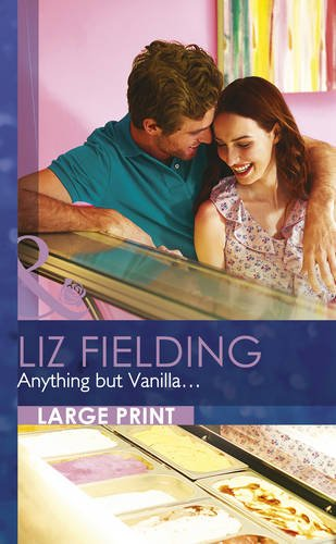 book cover of Anything but Vanilla...