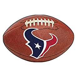 FANMATS NFL Houston Texans Nylon Face Fo...