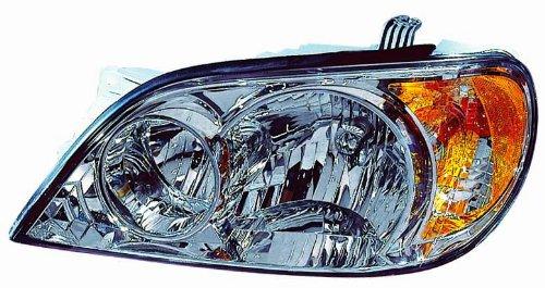 For 2002 2003 2004 2005 Kia Sedona Headlight Headlamp Driver Left Side Replacement Capa Certified KI2502110